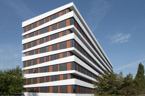 Omnipolis in Bratislava, Slovakia - Office Buildings Architecture