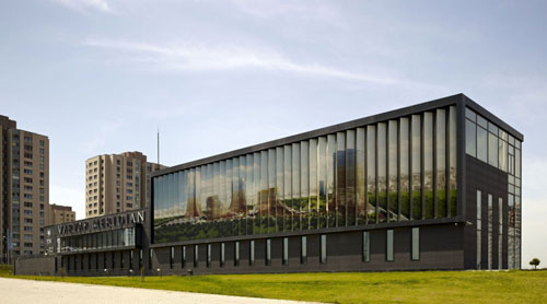 Varyap Sales Office in Istanbul, Turkey - Office Buildings Architecture