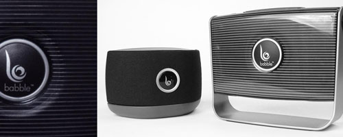 Babble Voice Privacy System office gadget
