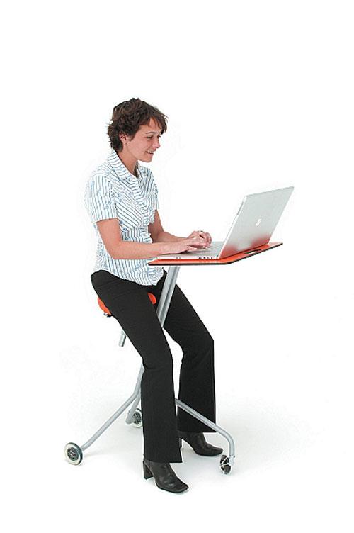 Mobile Desk office gadget