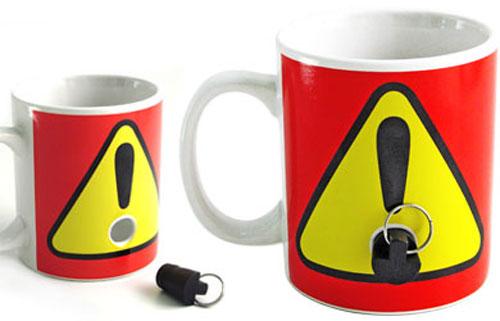 Plug Mug office gadget