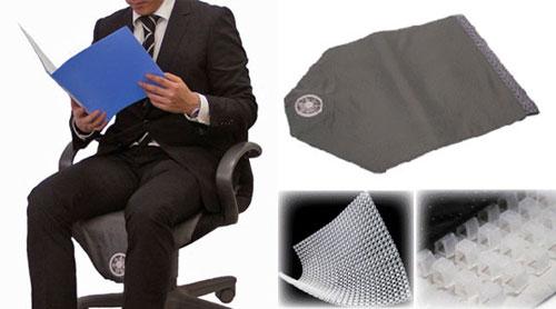 Suzukaze Air-Conditioned Seat Cushion office gadget
