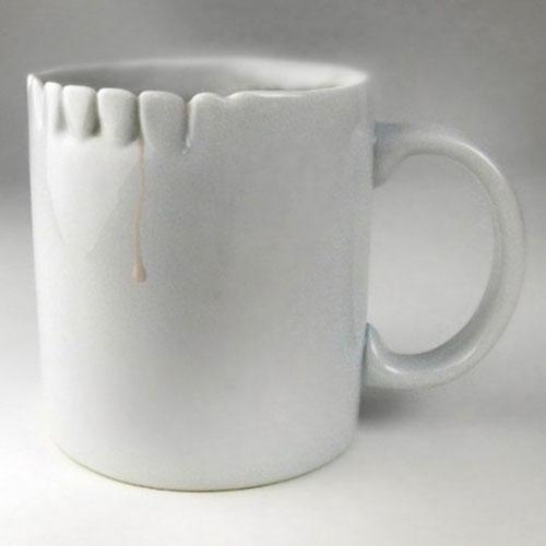 Teeth Mug office gadget