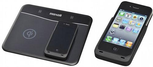 Air Voltage iPhone 4 Charging Pad