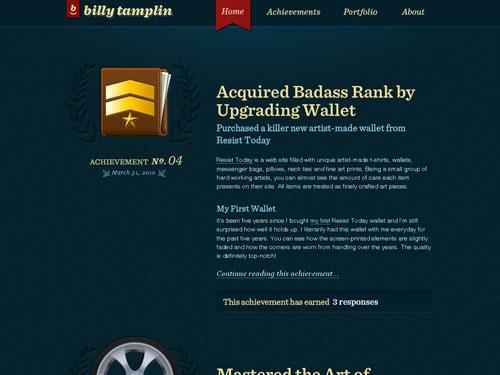billytamplin.com