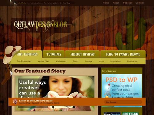 outlawdesignblog.com