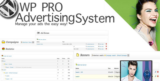 WP PRO Advertising System Plugin