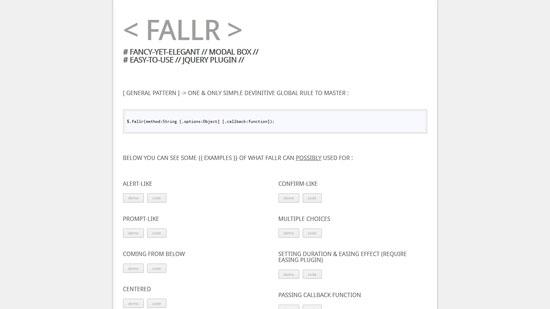 Fallr