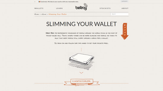 au.bellroy.com/pages/slim-your-wallet site design