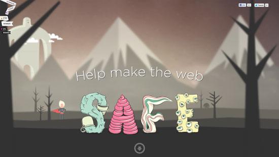 browserawarenessday.com site design