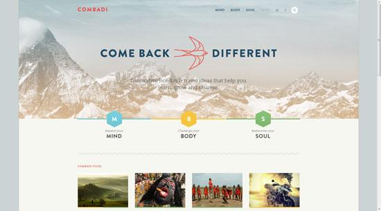 combadi.com site design