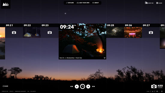 rei1440project.com site design