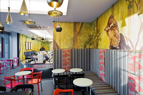 BIT Bogstadveien in Oslo, Norway - Restaurants And Coffee Shops With Beautiful Interior Design