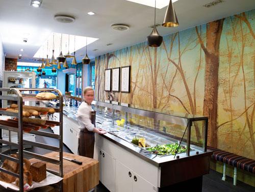 BIT Bogstadveien in Oslo, Norway 2  - Restaurants And Coffee Shops With Beautiful Interior Design