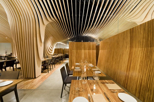BanQ 2 Restaurants And Coffee Shops With Beautiful Interior Design