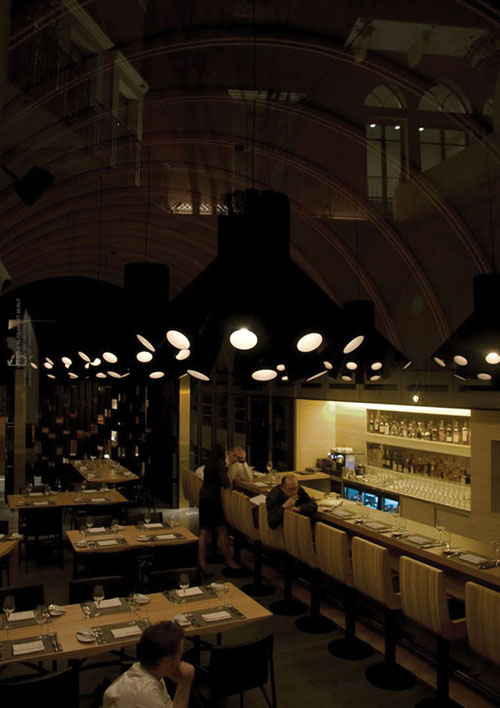 Burgundy in Beirut, Lebanon 2 - Restaurants And Coffee Shops With Beautiful Interior Design
