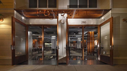 Conduit in San Francisco, CA, USA - Restaurants And Coffee Shops With Beautiful Interior Design