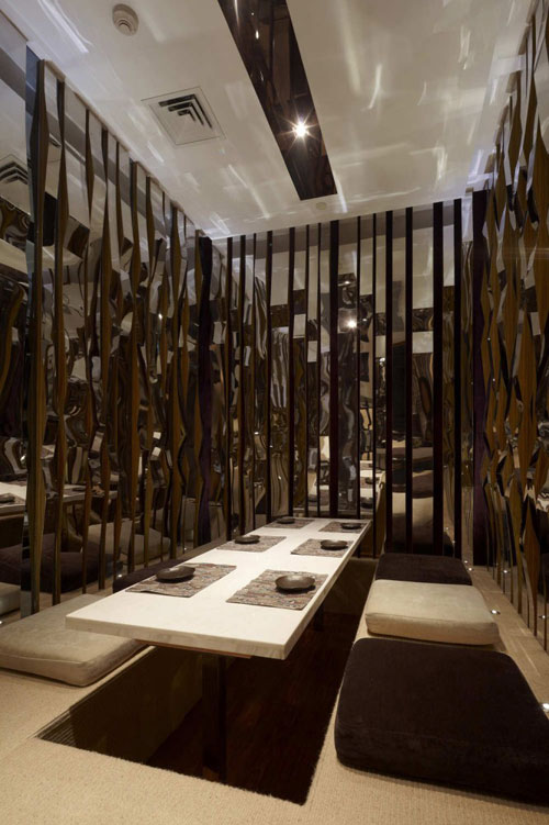 haiku sushi 4 restaurants and coffee shops with beautiful interior design