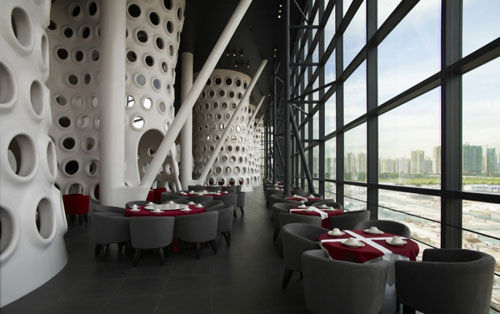 Honeycomb in Shenzhen, China 2 - Restaurants And Coffee Shops With Beautiful Interior Design