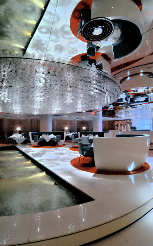 Arjun hunurkar restaurants and coffee shops with for Design consultants limited