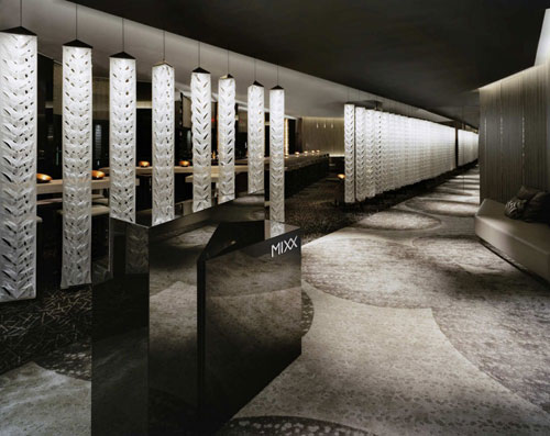 MIXX Bar & Lounge in Tokyo, Japan - Restaurants And Coffee Shops With Beautiful Interior Design