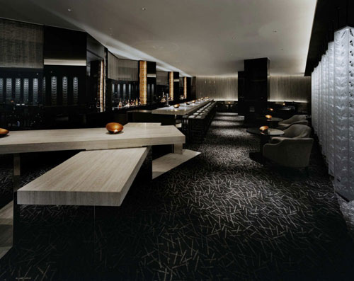 MIXX Bar & Lounge in Tokyo, Japan 2 - Restaurants And Coffee Shops With Beautiful Interior Design