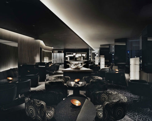 MIXX Bar & Lounge in Tokyo, Japan 3 - Restaurants And Coffee Shops With Beautiful Interior Design