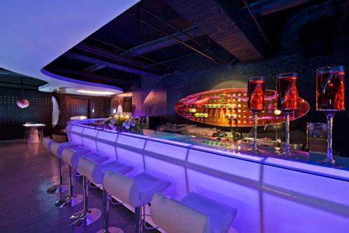 MOJO iCuisine Interactive Restaurant in Taipei, Taiwan 3 - Restaurants And Coffee Shops With Beautiful Interior Design