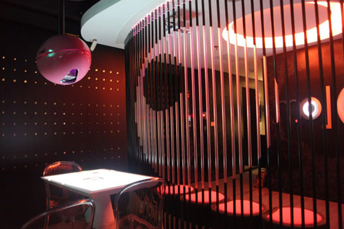 MOJO iCuisine Interactive Restaurant in Taipei, Taiwan 4 - Restaurants And Coffee Shops With Beautiful Interior Design