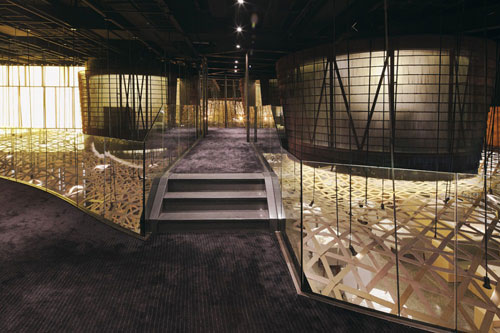 Tang Palace in Hangzhou, China 3 - Restaurants And Coffee Shops With Beautiful Interior Design