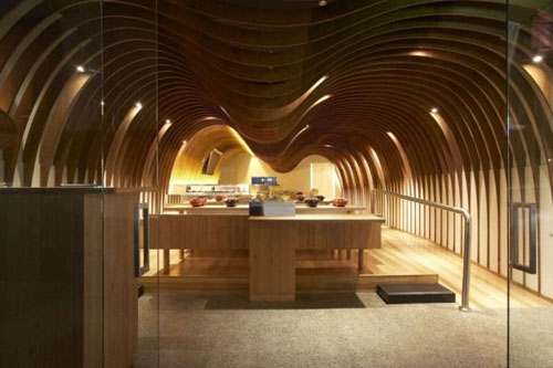 The Cave Restaurant in Sydney, Australia - Restaurants And Coffee Shops With Beautiful Interior Design