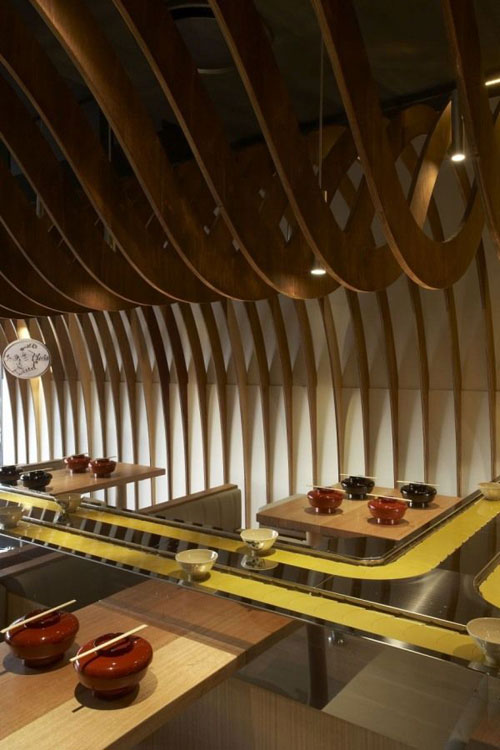 The Cave Restaurant in Sydney, Australia 2 - Restaurants And Coffee Shops With Beautiful Interior Design