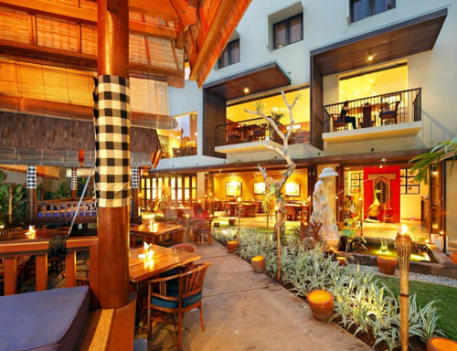 The Ubud in Jakarta, Indonesia - Restaurants And Coffee Shops With Beautiful Interior Design