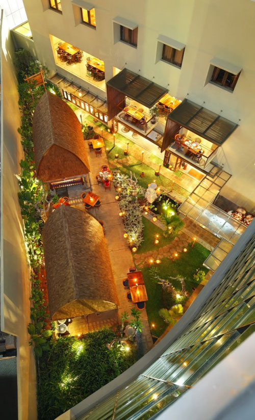 The Ubud in Jakarta, Indonesia 2 - Restaurants And Coffee Shops With Beautiful Interior Design