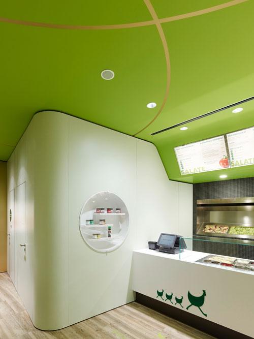 The Wienerwald Restaurant in Munich, Germany 2 - Restaurants And Coffee Shops With Beautiful Interior Design