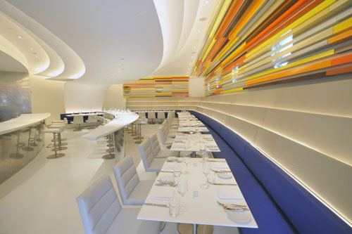 The Wright in New York, USA - Restaurants And Coffee Shops With Beautiful Interior Design