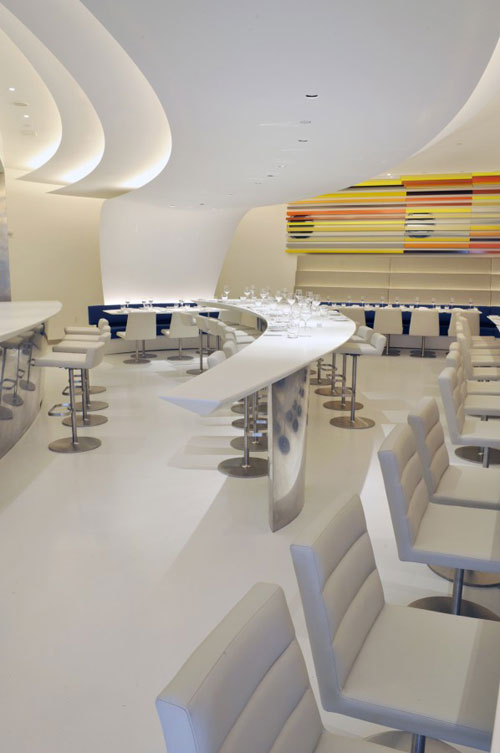 The Wright in New York, USA 2 - Restaurants And Coffee Shops With Beautiful Interior Design
