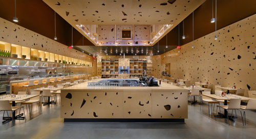 Toast in San Francisco, CA, USA - Restaurants And Coffee Shops With Beautiful Interior Design