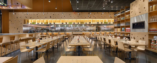 Toast in San Francisco, CA, USA 2 - Restaurants And Coffee Shops With Beautiful Interior Design