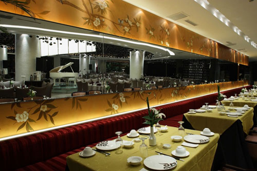Yuwan Restaurant in Shenyang, China 3 - Restaurants And Coffee Shops With Beautiful Interior Design