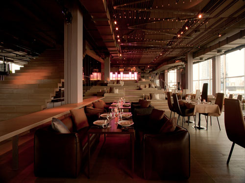 Zense Restaurant in Bangkok, Thailand 3 - Restaurants And Coffee Shops With Beautiful Interior Design