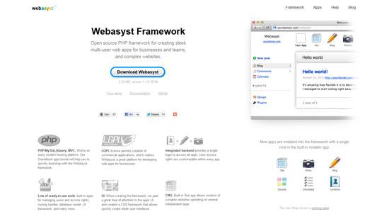 Webasyst Framework