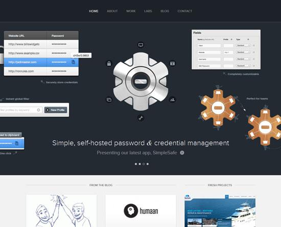humaan.com.auSite Design