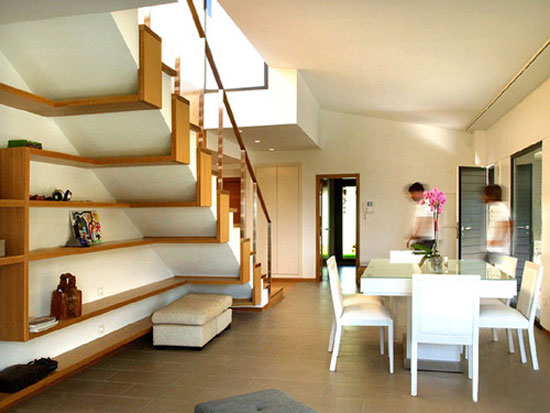 Home Design Ideas Pictures: Mind Blowing Examples Of Creative Stairs