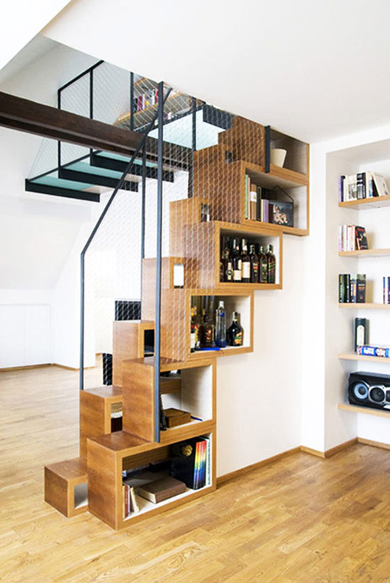 Mind Blowing Examples Of Creative Stairs (50 Stairs Design Examples)