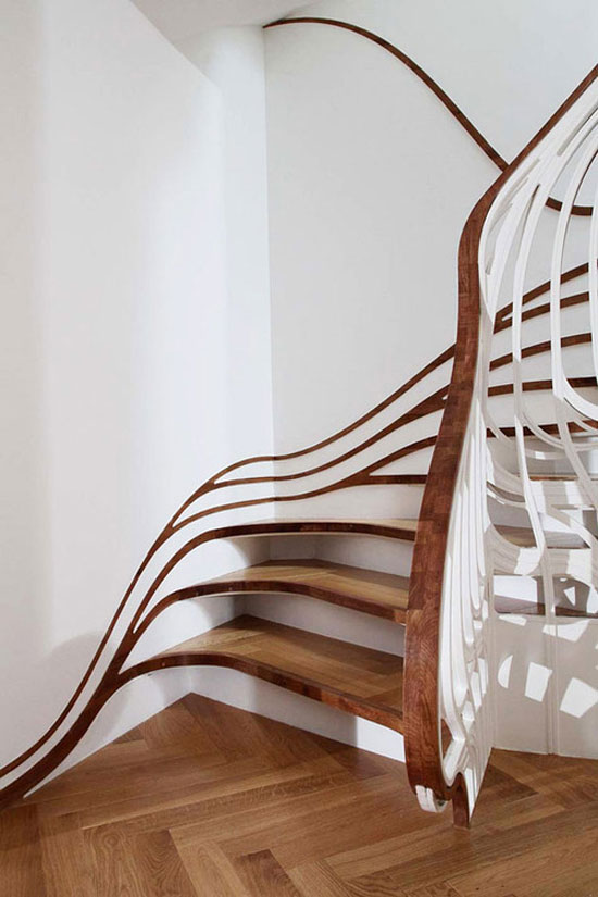 Mind Blowing Examples Of Creative Stairs 50 Stairs Design Examples