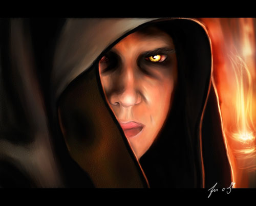 Anakin Skywalker - Star Wars Drawings and Illustrations