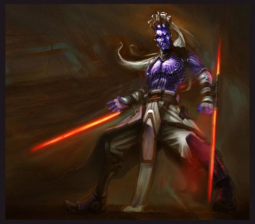 Djynn Veil - Star Wars Drawings and Illustrations