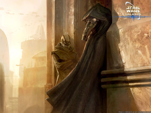 Garindan - Star Wars Drawings and Illustrations