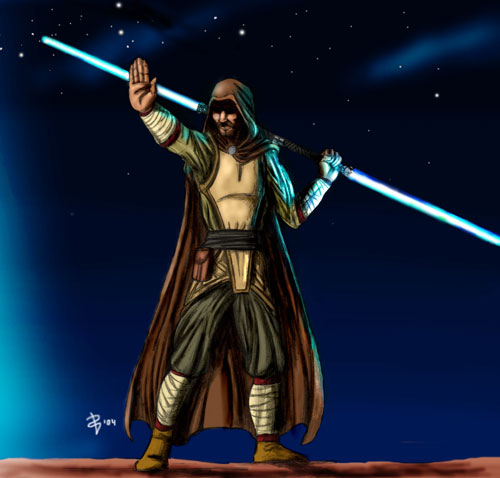 Random Jedi - Star Wars Drawings and Illustrations